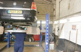 MOT Inspection